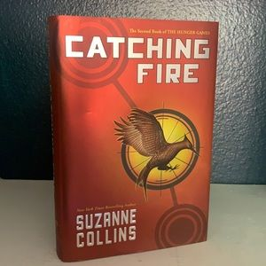 Catching Fire Hunger Games Book